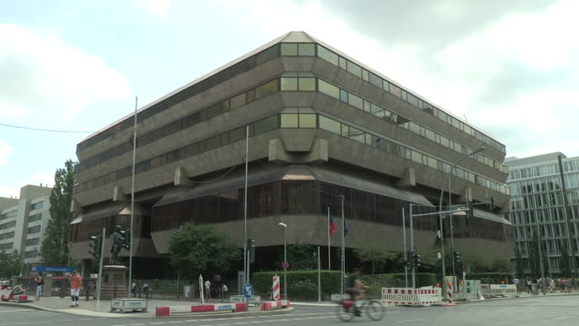 communist architecture, berlin - east stock videos & royalty-free footage