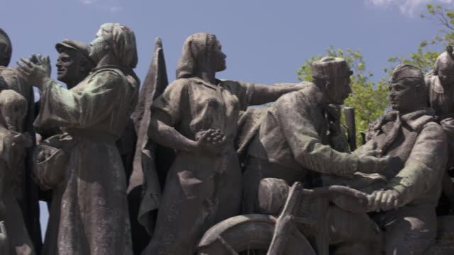Communist Monuments, Sofia, Bulgaria