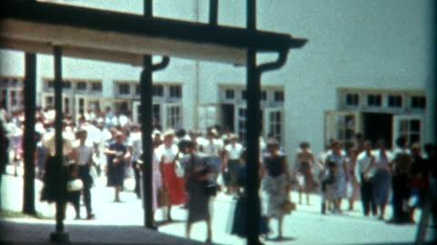 community college 1940 er jahre - archivmaterial stock-videos und b-roll-filmmaterial