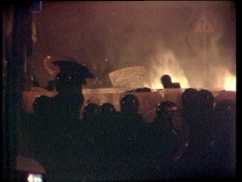 community radio 1985 handsworth and tottenham riots - handsworth stock videos & royalty-free footage
