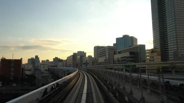 4 K VDO: Comboio de Passageiros aceleração