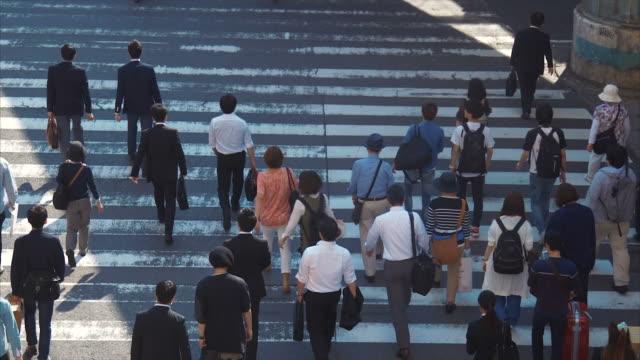 大阪駅で通勤 - 大阪駅点の映像素材/bロール