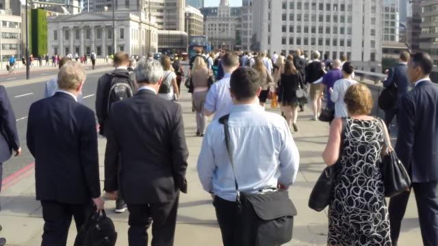 Commuters POV-London
