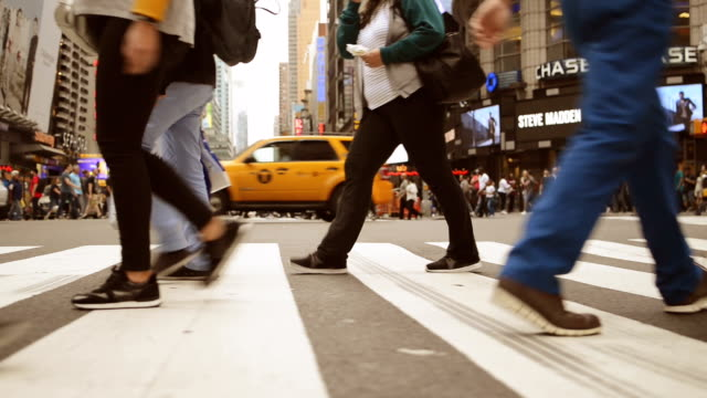 commuting - new york stock videos & royalty-free footage