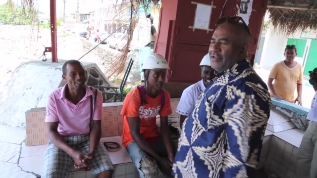 Comoros President Azali Assoumani survived an attempt on his life on Thursday as he crisscrossed the country drumming up support ahead of polls on...