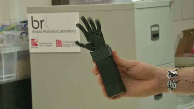 A company in Bristol has combined 3D scanning and 3D printing to make a custombuilt robotic hand in what's thought to be a world's first Case study...