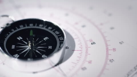 compass - north stock videos & royalty-free footage