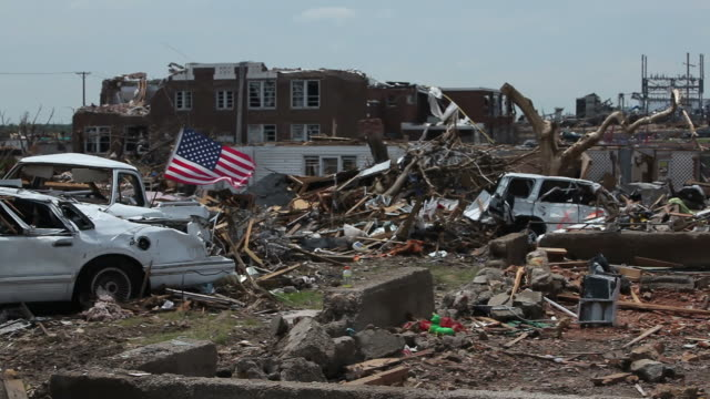Complete Destruction from Tornados