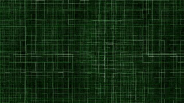 A complex graticule grid (Loop).