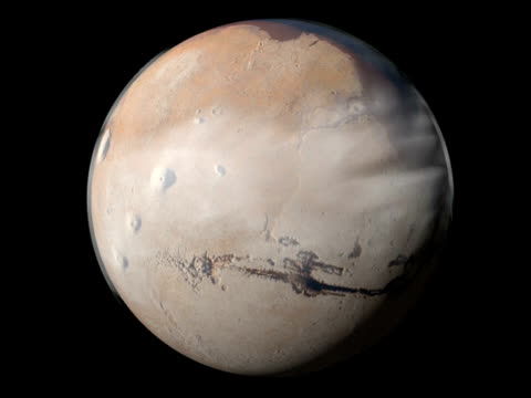 computer animation of ancient mars. - finding stock videos and b-roll footage