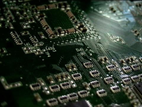 Computer von Schaltkreisen