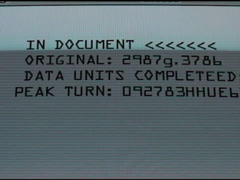 Computador de escrita de dados