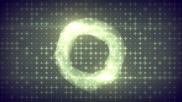 computer generated circular particles fluid flow animation. modern colored gradients motion graphics background. 3d rendering. 4k, ultra hd resolution. - colour gradient stock videos & royalty-free footage