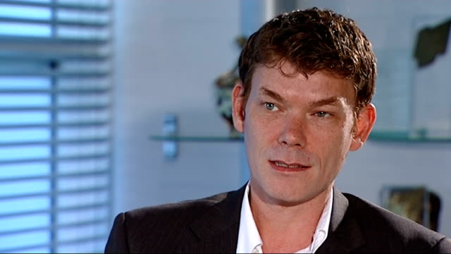 computer hacker loses appeal over us extradition: gary mckinnon interview; - on what will happened if the european court of human rights doesn't step... - human face video stock e b–roll