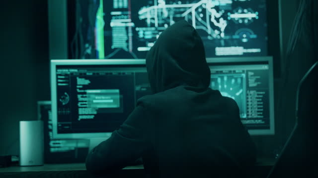 computer hacker  - sicherheit stock-videos und b-roll-filmmaterial