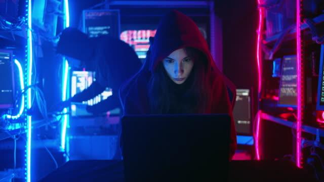 computer programmer making bad data virus - identity stock videos & royalty-free footage