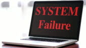computer systems failure Reliability, availability and serviceability high-availability systems may report availability in terms are typically due to some physical failure such as.
