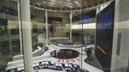 288155a0cd Ws Computerized Trading Floor Of The Tokyo Stock Exchange Tokyo ...