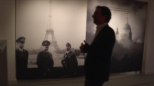 con el fin de alertar sobre lo que el odio puede generar en los seres humanos mantener viva la memoria de las víctimas y divulgar testimonios de... - nazismo stock videos & royalty-free footage