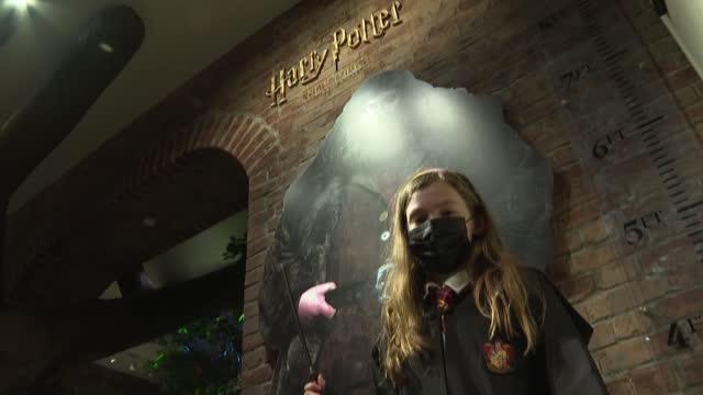 NY: Inauguran megatienda de Harry Potter en Nueva York