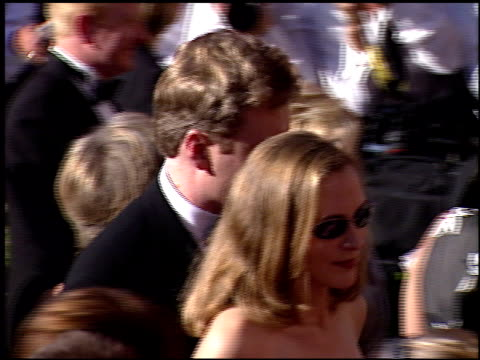 conan o'brien at the 2000 emmy awards at the shrine auditorium in los angeles california on september 10 2000 - conan o'brien stock videos and b-roll footage