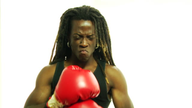 Concentration Boxing Rasta Boy