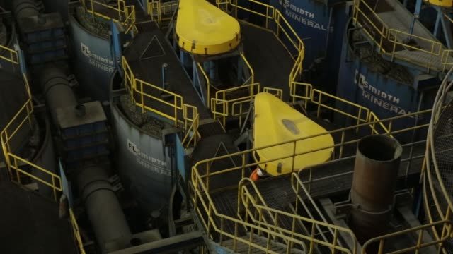 Concentrators operate at the Oyu Tolgoi copper gold mine jointly owned by Rio Tinto Group's Turquoise Hill Resources Ltd unit and state owned Erdenes...