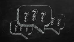 FAQ concept