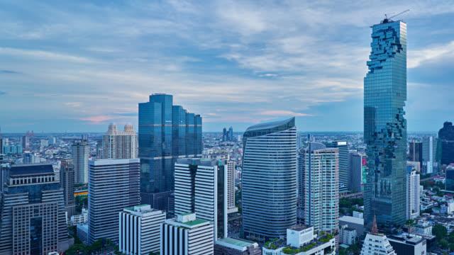 Vue de la notion de ville moderne