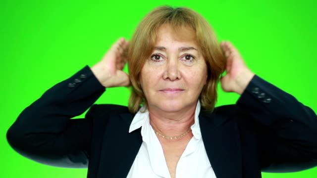 stockvideo's en b-roll-footage met hd: concepts & gestures - achteloos