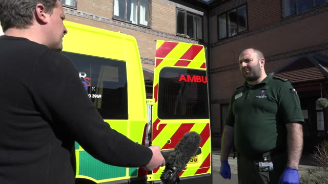 concern about the mounting pressures on the nhs is forcing the medical profession to take unprecedented measures. new protective equipment is being... - profile stock videos & royalty-free footage