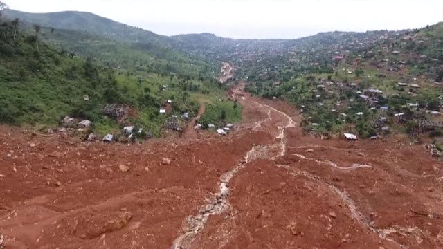 Concern shifts to the estimated 600 people still missing and thousands made homeless in Sierra Leone by deadly floods in the capital as aid groups...