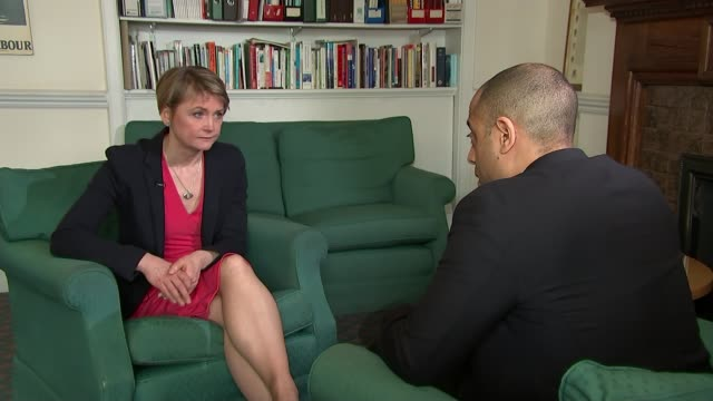 Concerns that banned farright group National Action are reforming Yvette Cooper setup shot and interview SOT still able to find National Action...