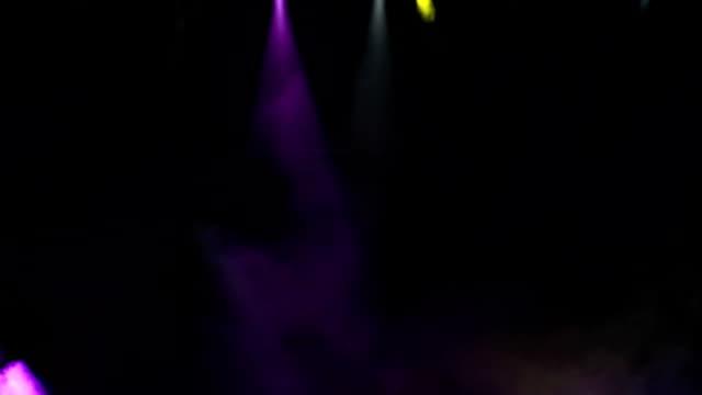 stockvideo's en b-roll-footage met concert lights - spotlight