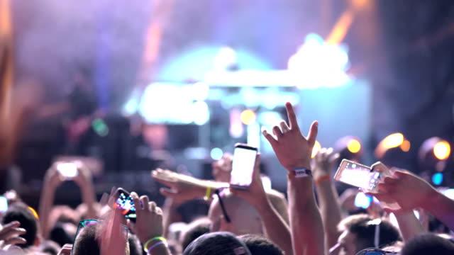 Concert party.