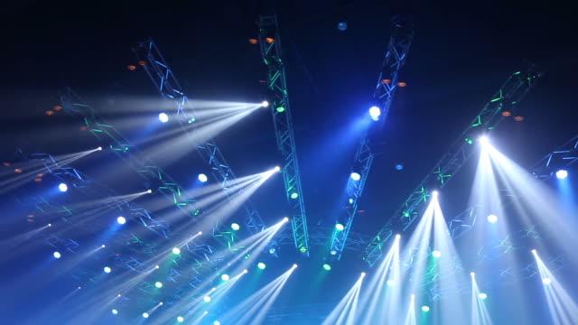 Concert Stage Lighting