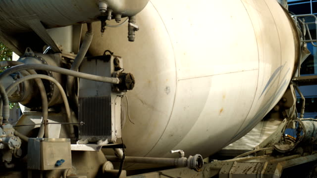 concrete mixer truck - food processor stock videos and b-roll footage