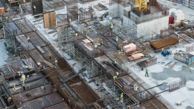 Concrete Pour (Construction)