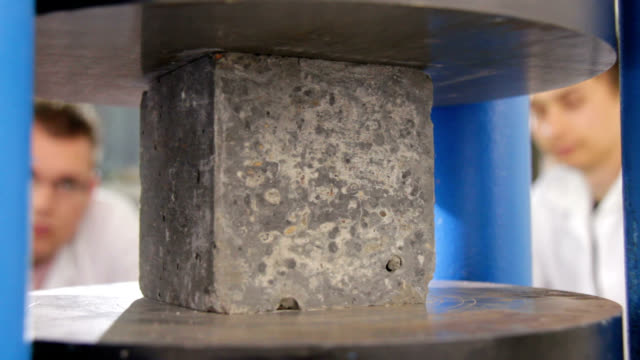Concrete stress test