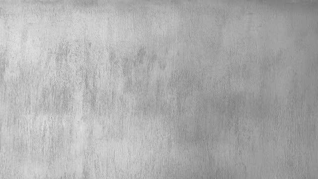 vidéos et rushes de texture en béton - fond gris