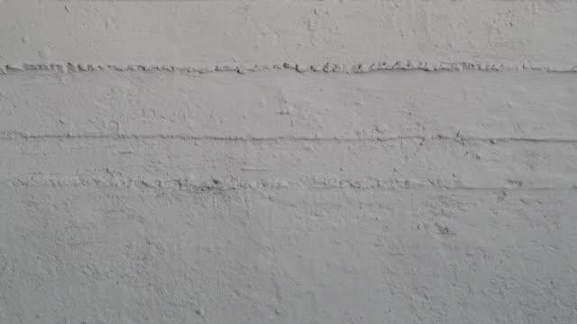 concrete wall - beton stock-videos und b-roll-filmmaterial