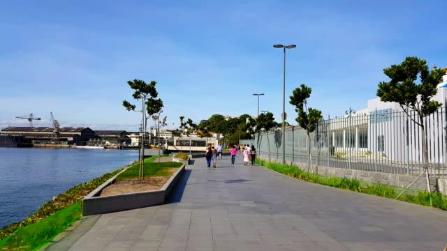 Conde Way, the new downtown Rio de Janeiro
