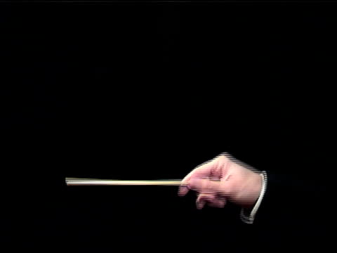 conductor's arm - conductor stock videos & royalty-free footage