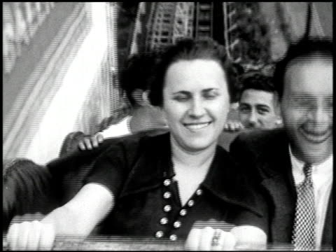 coney island - 9 of 9 - prelinger archive stock-videos und b-roll-filmmaterial