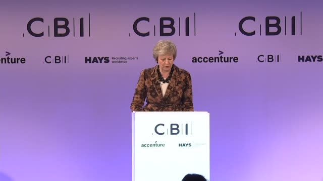 theresa may speech england london greenwich the o2 theresa may speech sot and businesses have continued to show their confidence in the british... - royal navy college greenwich stock videos & royalty-free footage