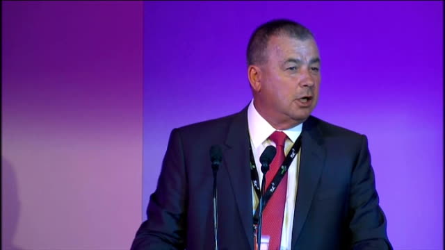 brendan barber speech brendan barber speech continued sot congress we have to win the case for an economic alternative developing our sophisticated... - social movement stock videos and b-roll footage