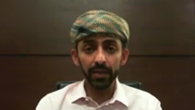 Civil war could be a step closer to an end after Houthi rebels 'begin withdrawal from key city' YEMEN INT Hisham AlOmeisy 2 WAY interview via...