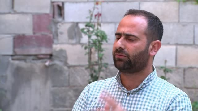 Idlib assault could be worst humanitarian crisis of sevenyear civil war says UN official TURKEY SYRIA Border EXT Maamoun Chouman interview SOT