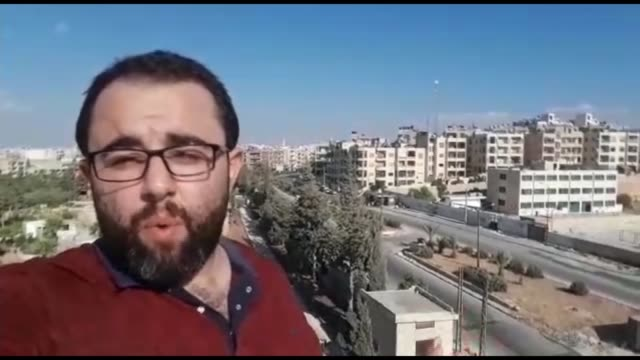 Millions trapped in Idlib as President Putin rejects ceasefire SYRIA Idlib EXT Mohammad Al Shagel interview via Skype SOT