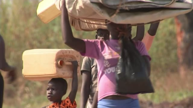 conflict ongoing war leads to mass rape disease and starvation south sudan conflict ongoing war leads to mass rape disease and starvation t12011714 /... - スーダン点の映像素材/bロール